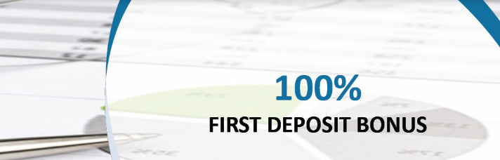 100% First-Deposit Binary Bonus